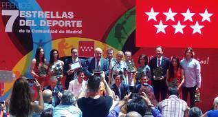Siete Estrellas para Superjavi, Calvo, España y Aguilar