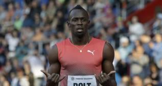 """Bolt: """"Las chicas se tiran hacia mí... es difícil decir que no"""""""