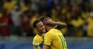 Douglas Costa, fuera de la lista definitiva de Brasil en los JJ.OO.