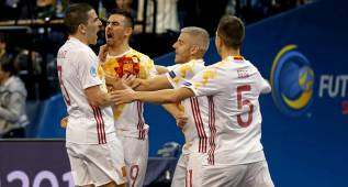 Venancio López da la lista para los dos amistosos contra Egipto