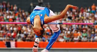Tamberi, campeón europeo de altura, no irá a Río por lesión