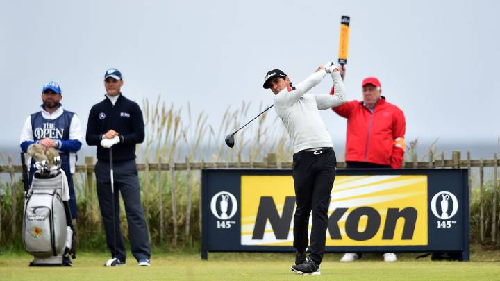 Cómo y dónde ver el British Open de golf: horarios y TV online
