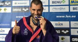 Xavi Garcia jugará sus cuartos Juegos con la selección croata