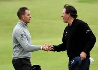 British Open de Golf en vivo directo online: ganó Stenson
