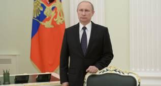Putin ve en el informe de la AMA un intento de boicot