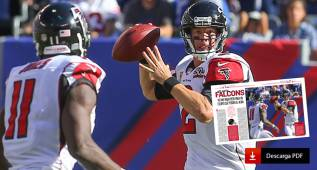 Previa de la temporada NFL-2016 de los Atlanta Falcons