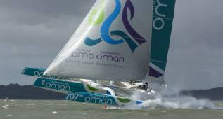 Álex Pella viaja hacia St. John's tras el vuelco del 'Omán Air'