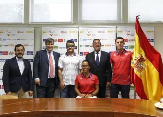 España llevará 114 deportistas a los Paralímpicos de Río