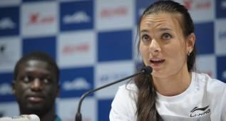 """Isinbayeva, """"optimista"""" sobre presencia de atletas rusos"""