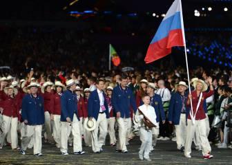 Rusia presenta a su equipo para Río sin saber aún si irá