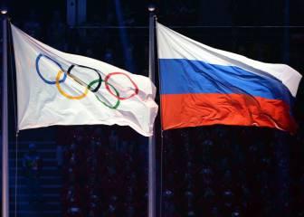 El atletismo de Rusia, descalificado para Río