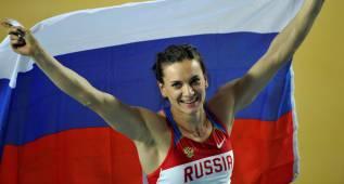 """Isinbayeva: """"Gracias por haber enterrado el atletismo"""""""