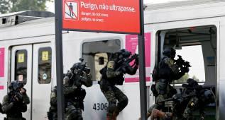 Detenida una célula terrorista que iba a atentar en los Juegos