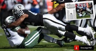 Previa de la temporada NFL-2016 de los Oakland Raiders
