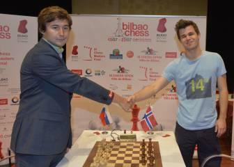 Sergei Kariakin y Magnus Carlsen dirimen su guerra fría