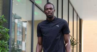 Bolt se juega Río 2016 hoy en Londres contra Bruno Hortelano