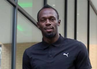 Bolt se juega Río hoy en Londres contra Hortelano