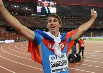 José María Odriozola, miembro de la IAAF, guarda silencio