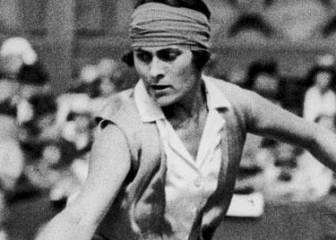 Lilí Álvarez, la tenista que