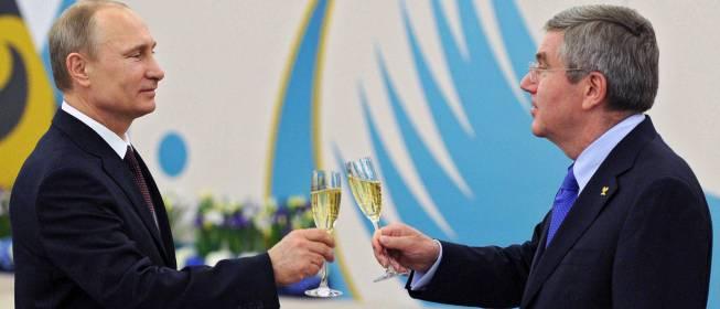 El COI delibera este domingo si expulsar o no a Rusia de Río
