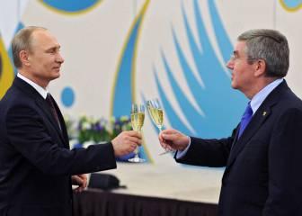 El COI delibera este domingo si expulsar o no a Rusia