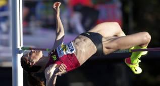 Ruth Beitia gana su 12º título nacional con 1,90 metros