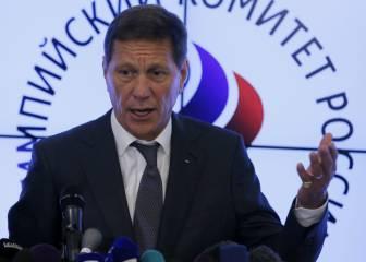 Rusia admite que 8 deportistas tienen historial de dopaje