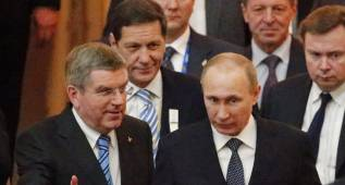 Putin no irá a la ceremonia de inauguración de los Juegos