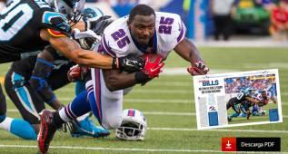 Previa de la temporada NFL-2016 de los Buffalo Bills