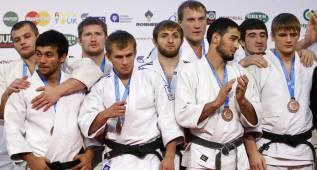 Los once representantes rusos de Judo participarán en Río