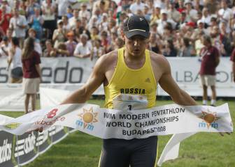 Juegos Olímpicos: dos rusos de pentatlón moderno, excluidos