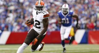 Josh Gordon regresa a la NFL y los Browns tan contentos