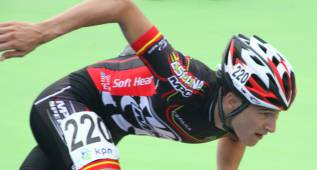 España consigue cuatro medallas en las pruebas de pista