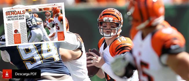 Previa de la temporada NFL-2016 de los Cincinnati Bengals