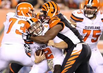 Así es la defensa de los Cincinnati Bengals ***