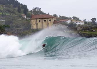 Las 10 mejores playas para hacer surf en España (I): Norte