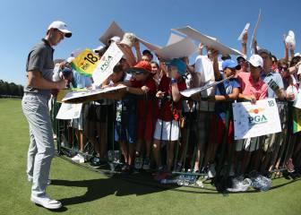 Un PGA con el cartel que no tendrán los Juegos de Río 2016