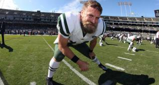 Ryan Fitzpatrick firma, al fin, su contrato con los New York Jets