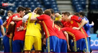 España arranca con victoria la preparación para el Mundial