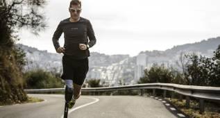 El desafío contra un ascensor del paralímpico Dani Molina