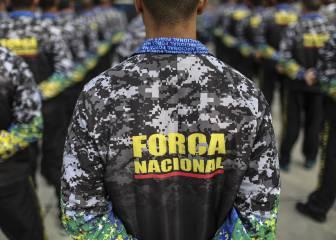 Brasil despide a la empresa de seguridad de los Juegos
