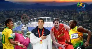 Especial Juegos Olímpicos: entérate de todo sobre Río 2016