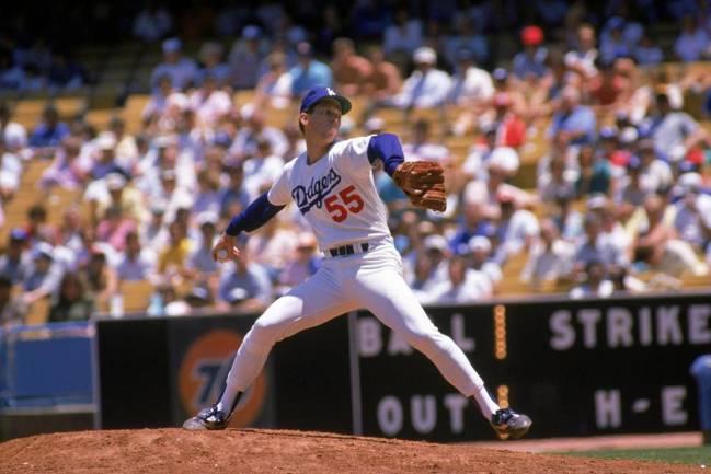La temporada 1988 fue una campaña mágica para Orel Hershisher con su Cy Young y el MVP de las Series Mundiales.