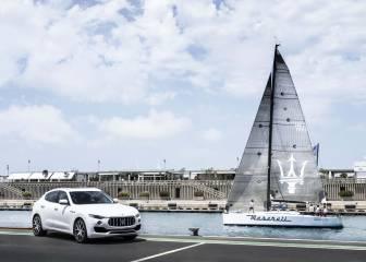 El 'Maserati', al asalto de la victoria en la clase ORC1