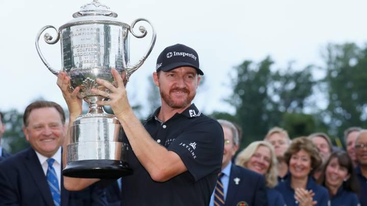 Walker posterga a Day y logra el título del torneo de la PGA
