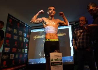 Jon Fernández disputará el Mundial Júnior WBC en octubre