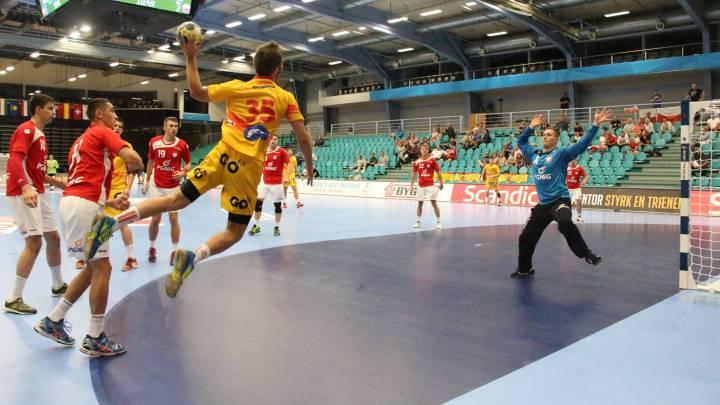Los júniors alcanzan invictos las semifinales del Europeo