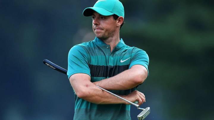 McIlroy y Tiger Woods tendrán que cambiar su marca de palos