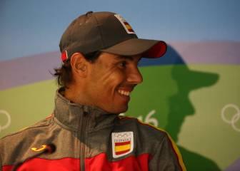 Nadal debutará contra Delbonis y Muguruza ante Jankovic
