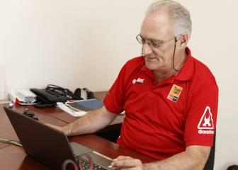 Juan Paradela: el 'computer' de la Copa del Rey Mapfre